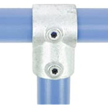 Kee 1 Inch Pipe 2 Pack Plastic Pipe Rail Fitting