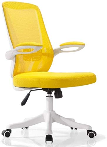 Silla de juego Silla de oficina de malla de malla con silla de escritorio de control de torsión con soporte lumbar Silla de escritorio acolchado con reposabrazos de rotulamiento Peso 120kg -14370z2v9t