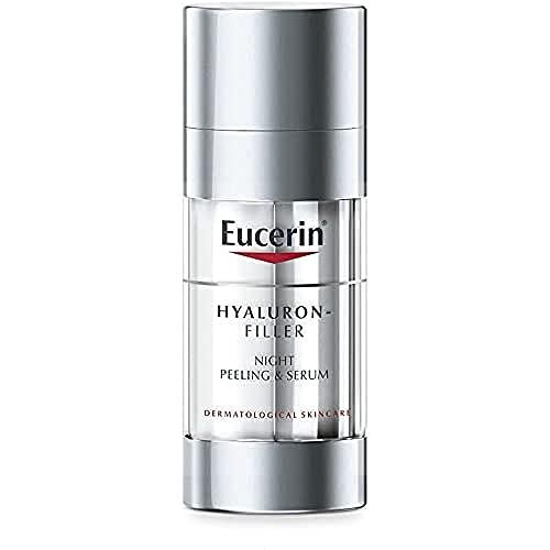 Sérun Facial Eucerin Hyaluron-Filler Night Peeling - 30ml