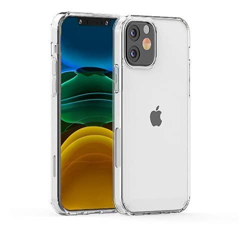 Capa Capinha Slim Clear Case Luxo Apple iPhone 12 (6.1) - (C7COMPANY)