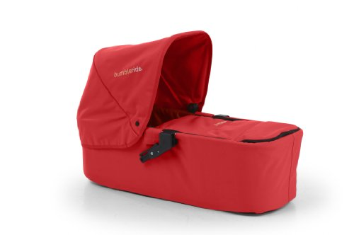 Bumbleride CN-95C Indie Carrycot Babywanne Modell 2015 / 2016, cayenne red