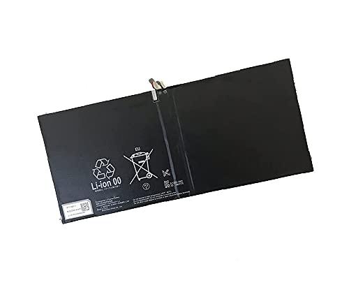 互換 SONY LIS2206ERPC 6000mAh/22.82WH 交換用の 電池 適用される for SONY xperia tablet z2 sgp511 512 521 541 castor sot21ノートPC 交換用の バッテリー sony lis2206erpc 互換用の バッテリー