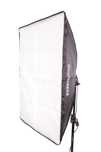 """Fovitec StudioPRO 20""""x 28"""" Photography Quick Setup Softbox with AC Socket for Portrait and Video"""