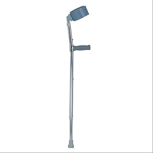 TIAN-vouwstok Vouwen Rietje Aluminium Kruk Elleboog Rehabilitatieve Arm Onderarm Krukken Onderarm Krukken En Krukken