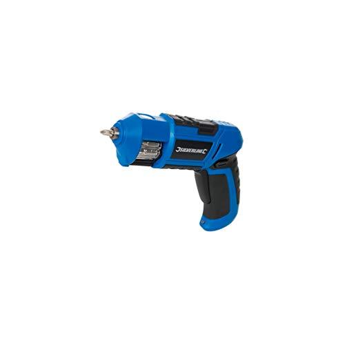Silverline 931878 - Destornillador inalámbrico (3,6 V)
