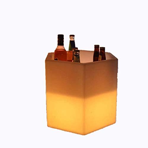 wijnkoeler met led verlichting kruidvat