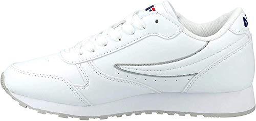 Fila Orbit Low Wmn, Zapatillas Mujer, Blanco White