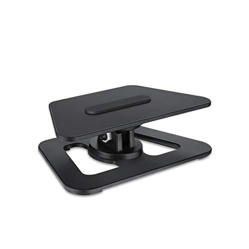 Heilonglu Soporte ajustable, metal magnético 360 grados ángulo de rotación inteligente accesorio para el hogar SMount soporte soporte para Amazon Echo Show 5