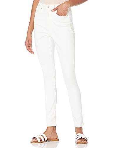 Marque Amazon - Fairfax Jean skinny taille haute pour Femme par The Drop