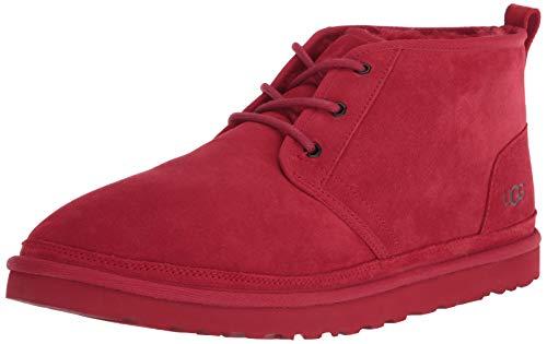 UGG Neumel Chukka, Samba Red, Size 9