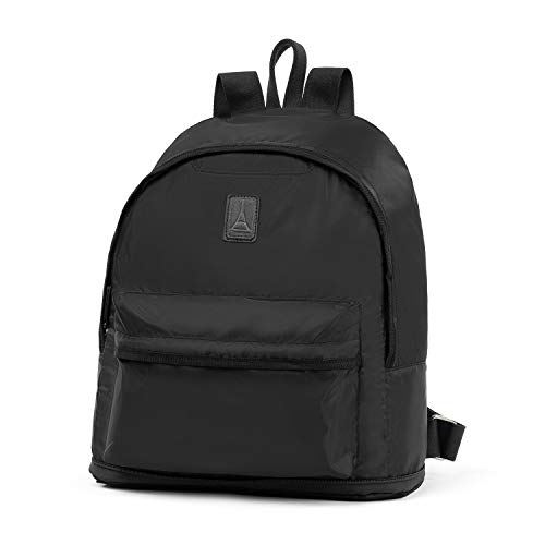 Travelpro Essentials SparePack Foldable Backpack, Black, One Size