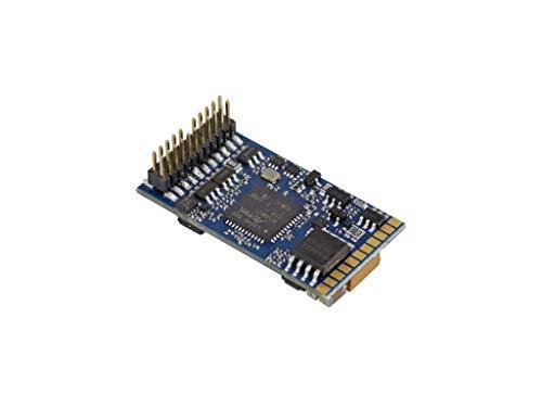 ESU 58412 V5.0 LokSound DCC Sound Decoder PluX22 with Sugar Cube Speaker