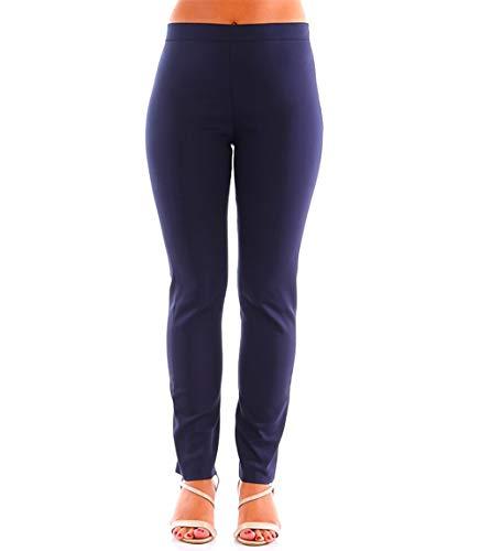 CARACTERE P140 Pantaloni Donna Blu 48