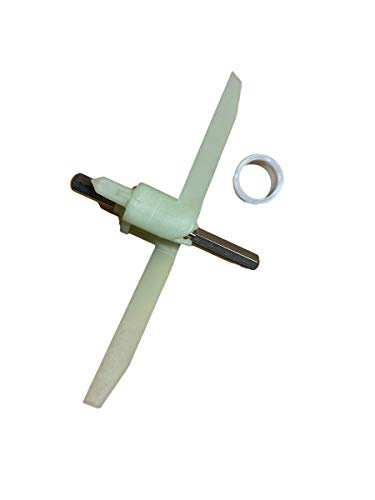 Mitnehmer für Durchlaufschnitzler kompatibel zu Bosch Siemens Nr: 00630760, 630760, 621923