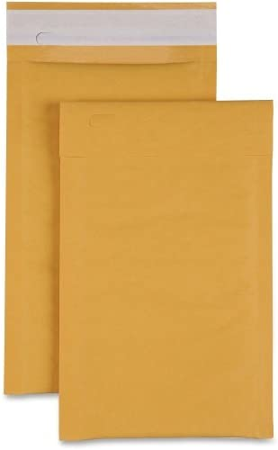 Sparco Size 0 Bubble safety Cushioned Mailers CT Max 73% OFF 200 SPR74980 -