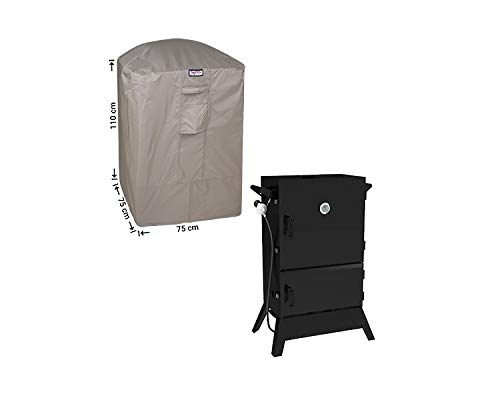 Raffles Covers NW-RBBQ7575 Cover voor vierkante BBQ 75 x 75 H: 110 cm BBQ beschermhoes, weerdeksel voor buitenkeuken, Barbecue cover, Outdoor Grill cover