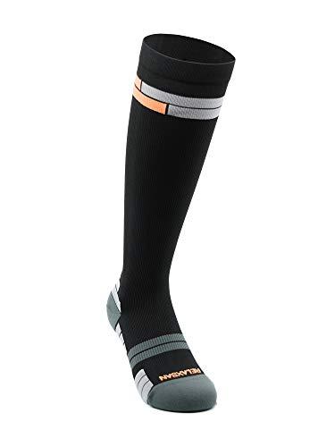 Relaxsan 800 Sport Socks (Bianco/Verde, 3S) – Calze...
