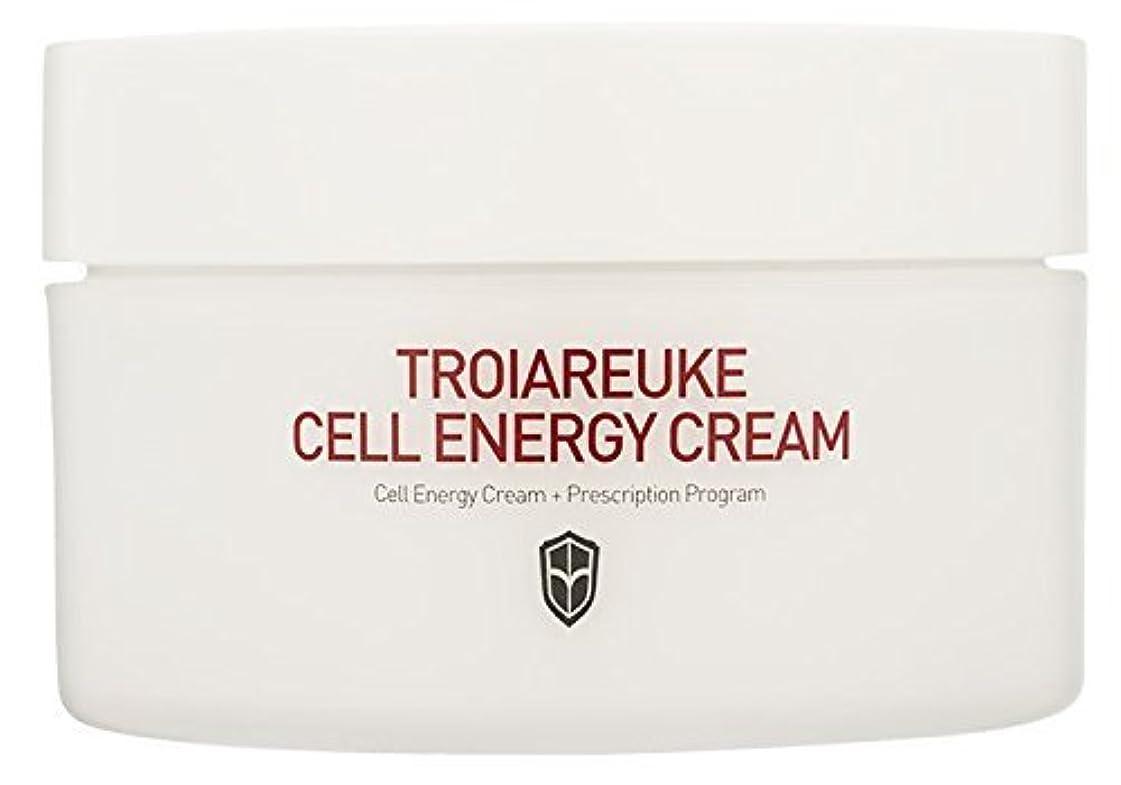 のため電極花に水をやるTROIAREUKE セル エネルギー クリーム / Cell Energy Cream (125ml) [並行輸入品]