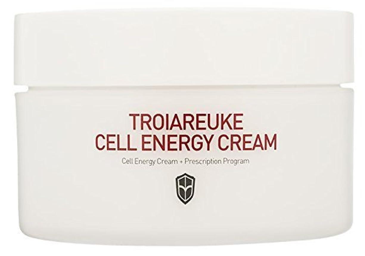 衝突コース好戦的な倍増TROIAREUKE セル エネルギー クリーム / Cell Energy Cream (125ml) [並行輸入品]