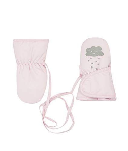 Döll Unisex Baby Fausthandschuhe Handschuhe, Rosa (Pink Lady|Rose 2720), Neugeboren (Herstellergröße: 0, 5)
