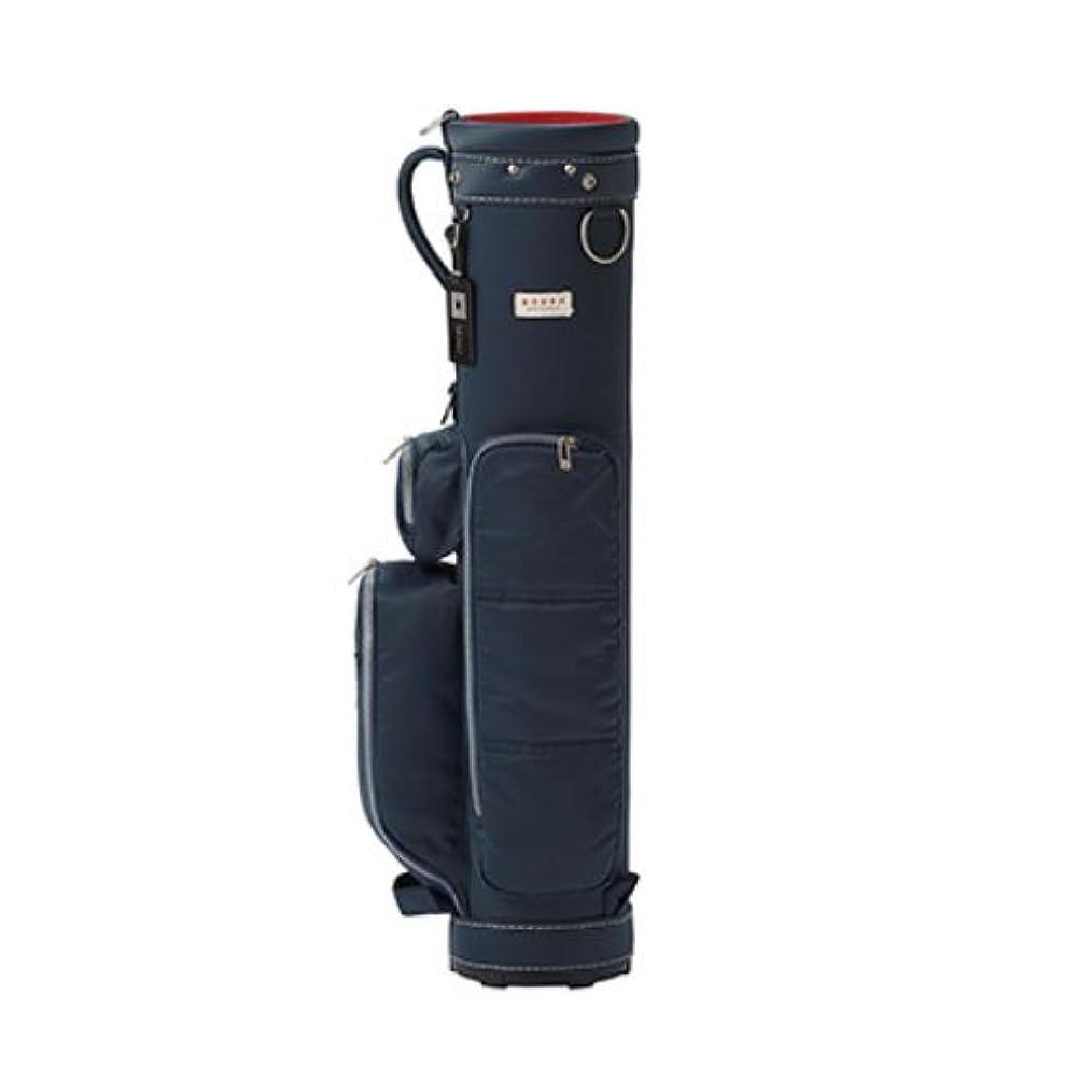 ストレッチレキシコンくONOFF(オノフ) キャディーバッグ onoff equipment キャディバッグ 7型 47インチ対応 OB1418-04 ネイビー 機能:セパレーター、グローブホルダー