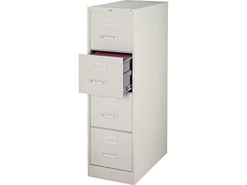 Staples 4-Drawer Vertical File Cabinet Locking