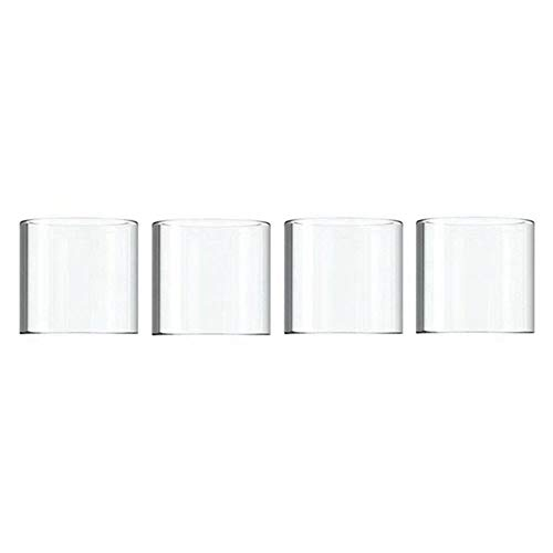 Denghui-ec Tubo 4pcs Pyrex Glass for Kanger Tech Subox Mini C/subtanque Mini C/Protank 5 Atomizador (Color : For Protank 5)