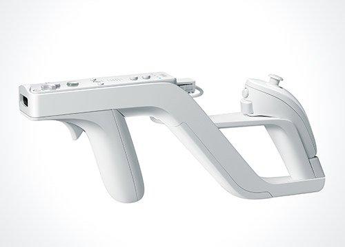 MemoryCapital - Pistola Zapper para Wii
