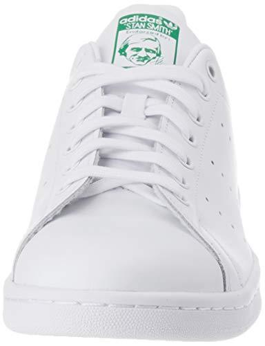 adidas Originals Stan Smith, Zapatillas Unisex Adulto, Blanc, 40 2/3 EU