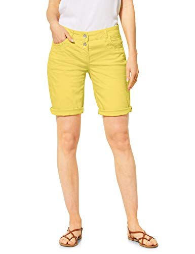 Cecil Damen 373136 New York Shorts, Radiant Yellow, 36
