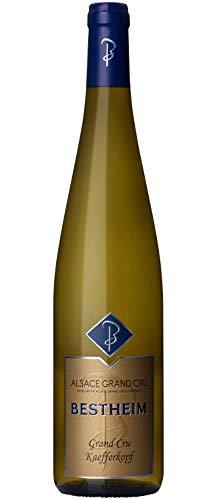 Bestheim Grand Cru Kaefferkopf Vin Blanc 2016 0.75 L - Lot de 3