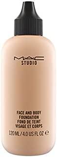 Mac Mac Studio Face And Body Foundation C1 50Ml - 50 ml