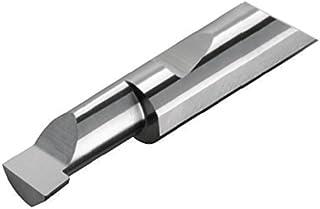 1//4 Shank Diameter 0.005 Tool Radius 0.050 Projection 0.200 Minimum Bore Diameter 2-1//2 Overall Length 0.800 Maximum Bore Depth Right Hand Cutting Radius Boring Tool BB-200800 Solid Carbide Tool Micro 100