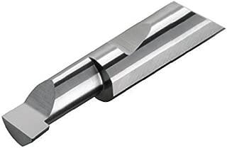 3//16 Shank Diameter Micro 100 Left Hand Cutting Radius Boring Tool 0.160 Minimum Bore Diameter Solid Carbide Tool 0.040 Projection 2 Overall Length 1.000 Maximum Bore Depth 0.005 Tool Radius BBL-1601000