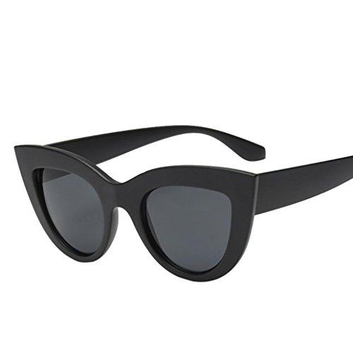 Gusspower Mujer Gfas De Sol Gafas Gato Ojos Polarized,Retro Moda Estilo Vintage Gafas Para Mujer (F)
