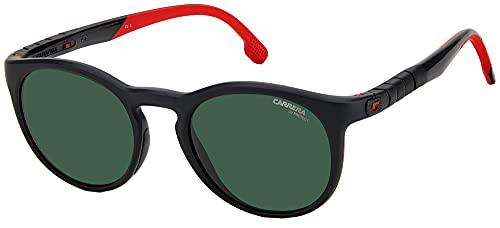 Carrera Gafas de sol HYPERFIT 18 / S 003 / QT Gafas de sol unisex color Negro verde tamaño de lente 54 mm
