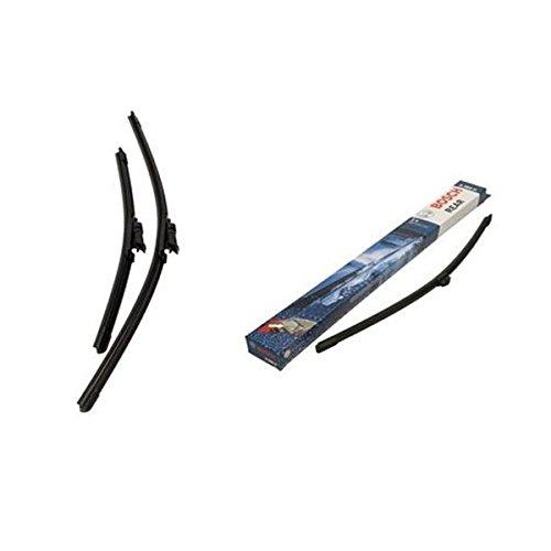 BOSCH AR601S + H312 Scheibenwischer für HYUNDAI ix35 bis 07.2015 vorne + hinten