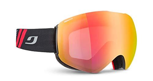 Julbo SKYDOME Skibrille mit Photochromatischem REACTIV-Display, für Herren, Schwarz, XXL