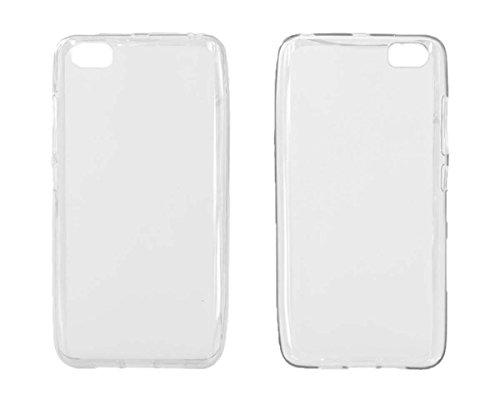 caseroxx TPU-Hülle für Xiaomi Mi5, Tasche (TPU-Hülle in transparent)
