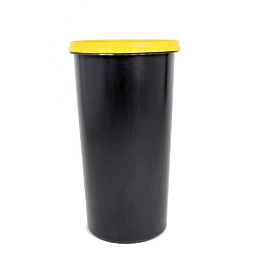TOPANBIETER 999 60 Liter Mülleimer Sackständer Müllständer gelber Sack Müllsackständer mit Deckel und Ring