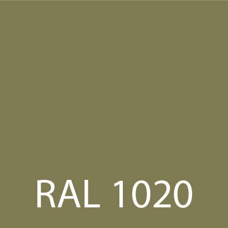 UPOL RAPTOR Pick Up Transportflächen Fahrzeug Beschichtung 948ml + 100ml Acryl Lack zum einfärben (RAL 1020 Olivgelb)