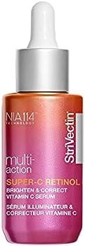 StriVectin Multi Action Super-C Retinol Vitamin C Face Serum 1 Fl Oz