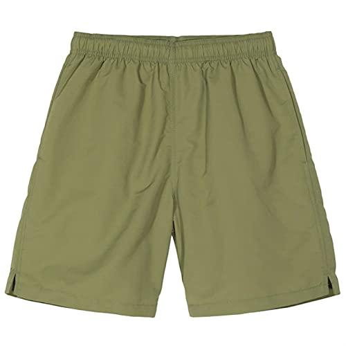 LSTGJ Casuales para Hombre Deportes Pantalones Cortos Calle Ropa Pantalones Baloncesto Deportes Pantalones Pantalones Cortos De Bolsillo con Cremallera De Cadera (Color : 3, Size : Pack of 1)