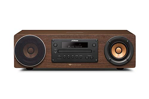 Victor EX-D6 ウッドコーンシリーズ 一体型オールインワンシステム ハイレゾ音源再生 Bluetooth対応