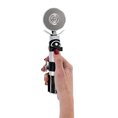 Star Wars Pizza Cutter with Sounds: Darth Vader Lightsaber,...