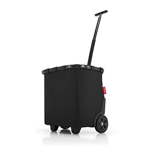 Reisenthel Carrycruiser Equipaje de Mano 48 Centimeters  Negro