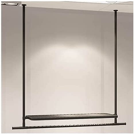 YYFANGYF Milwaukee Mall Clothing Store Display Max 89% OFF Racks Hanging Clothes Hanger Ra