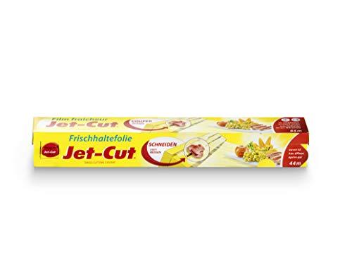 Pellicola per alimenti Jet-Cut da tagliare, consumatori 30 cm x 44 m, trasparente