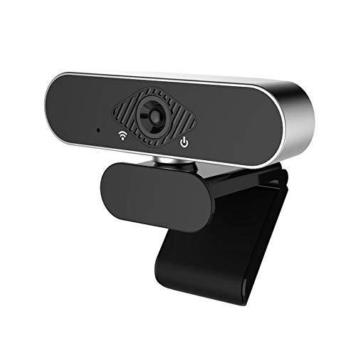 Sangmei 1080P Webcam de Alta Definição Completa Lente Grande Angular USB Web Camera com Microfone Integrado para Notebook PC Desktop