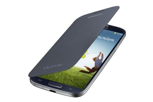 samsung galaxy s4 cases Samsung Galaxy S4 Flip Cover Folio Case (Black)